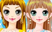 Miniclip game Make up games 137