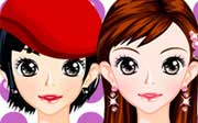 Miniclip game Make up games 138