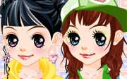 Miniclip game Make up games 139
