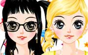 Miniclip game Make up games 141
