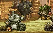 Miniclip game Metal slug2