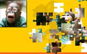 Miniclip game Monkey puzzle