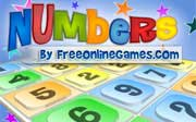 Miniclip game Numbers