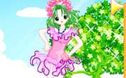 Miniclip game Nymphdressup11