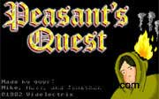 Miniclip game Peasantsquest