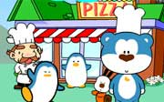 Miniclip game Pizza maker