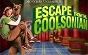 Miniclip game Scoobydoo escape coolsonian