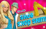 Miniclip game Shoe shop shimmy