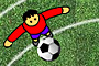 Miniclip game Soccerpong