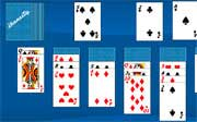 Miniclip game Speedsolitaire