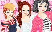 Miniclip game Springdressup4