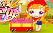 Miniclip game Sue fried potatoes