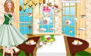 Miniclip game Tea game for girls