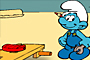 Miniclip game The Smurfs Handy Car