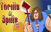 Miniclip game Thrillsandspills