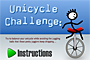 Miniclip game Unicycle