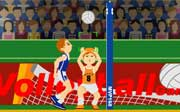 Miniclip game Volley chin