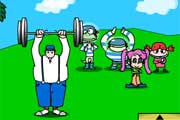 Miniclip game Weight lifter jocuri