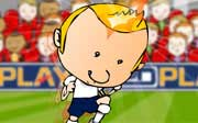 Miniclip game World cup headers
