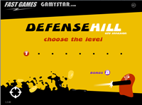 Defense hill