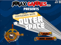 Miniclip game Outer space